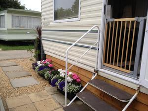 Lovely Static Caravan,  holiday or home for 11 months per year