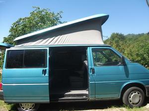 1995 VW Camper T4 Westfalia Pop-top roof all original features