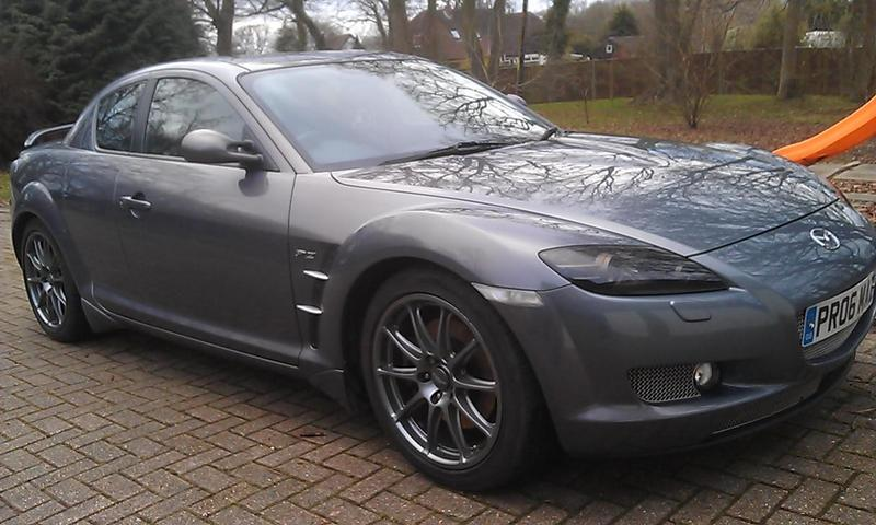 mazda rx8 2006 in southampton - sold | friday-ad