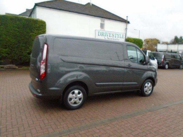 Ford Transit Custom 2016 In Bedford Expired Friday Ad