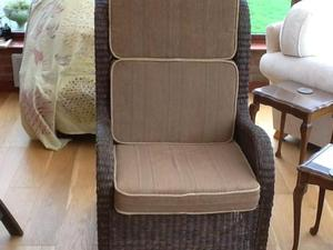 Rattan Master Chair