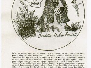 Sampler Claim to Fame 'Featuring Freddie Hales Smutt' by Fay-nights