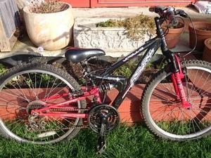 Boys Apollo bike 6-10 years
