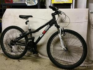 Boys Bicycle - Ridgeback Mx24 Terrain, Black