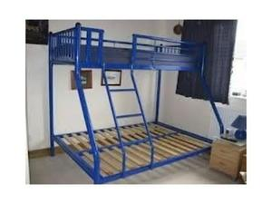 Bunk bed for sale in uk 159 second hand bunk beds for Second hand bunk beds
