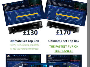 The Ultimate Set Top Boxes - Plug And Play