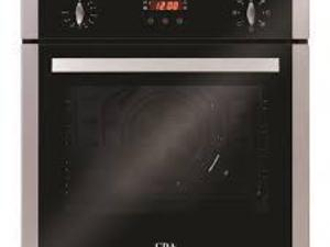 CDA SC222SS Single Built In Electric Oven - Stainless Steel