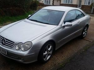 Mercedes Clk 2002