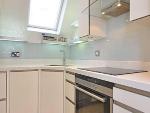 A one bedroom ground floor flat in Bristol