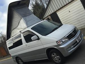 MAZDA BONGO/FORD FREDA/AUTO FREE TOP/240V HOOKUP/8 SEATER FULLY LOADED TO MUCH TO LIST!