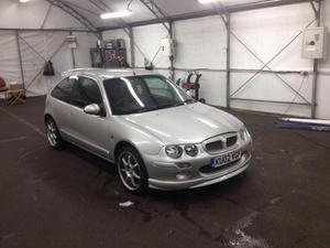 MG ZR 1400cc.  £500