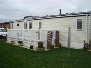 The Vogue Connoisseur 2010 by Willerby Holiday Homes