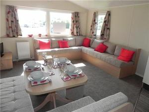 **Static Caravan for Sale on 5* Park in the Ribble Valley**