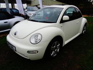 Volkswagen Beetle 2002