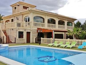 LUXURIOUS VILLA IN MOLINA DE SEGURA, MURCIA, SPAIN