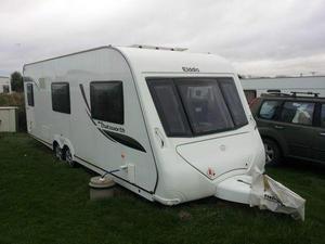 Elddis Avante 646 Chatsworth edition 6/7 berth 2011