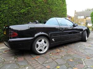 Mercedes Clk 2001