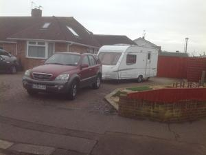 Just Reduced. 2 Birth, Abbey Vogue 215 Gts, 2005 Touring Caravan.
