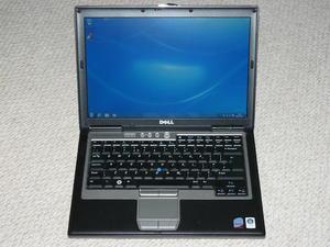 Dell Latitude D630 Laptop Computer, Intel Core2Duo, Windows 7