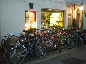 QUALITY USED BICYCLES in Hove