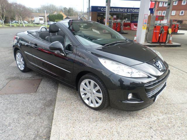 peugeot 207 cc 2010 in bexhill on sea friday ad. Black Bedroom Furniture Sets. Home Design Ideas