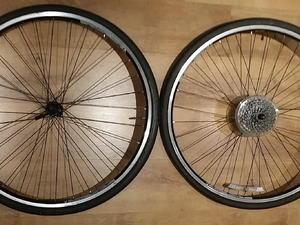 Wheels 700 bicycle bike BONTRAGER