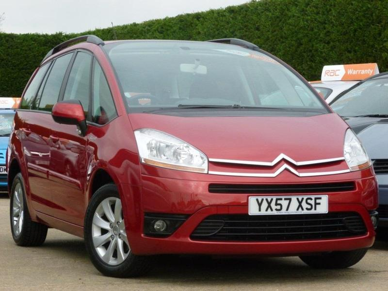 citroen c4 grand picasso 2007 in pevensey expired friday ad. Black Bedroom Furniture Sets. Home Design Ideas