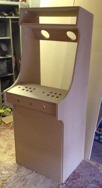 Flatpack DIY Arcade Cabinet Kit in Peterborough - Expired | Friday-Ad
