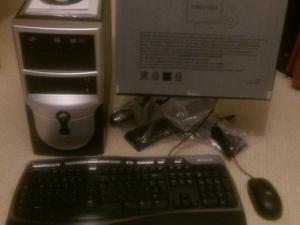 Desktop PC Computer - Intel Pentium 3.00GHz - Windows 10 Pro