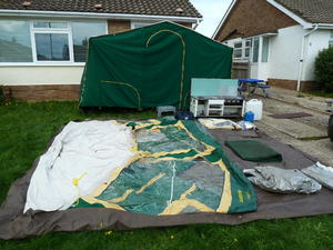Sunncamp Inner Tent For Sale In Uk View 41 Bargains