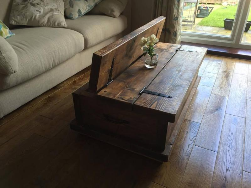 Rustic Oak Coffee Table Uk Buetheorg