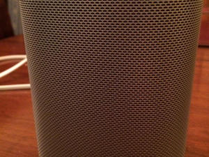Sonos PLAY:1 (White) Compact Wireless Speaker. Perfect condition