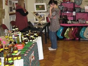 The Old School, Cuckfield - Spring Craft and Gift Fair