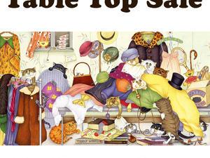 Hanover Community Association Table Top Sale