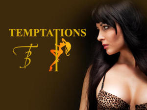 TEMPTATIONS -  Fab and Champagne Saturdays