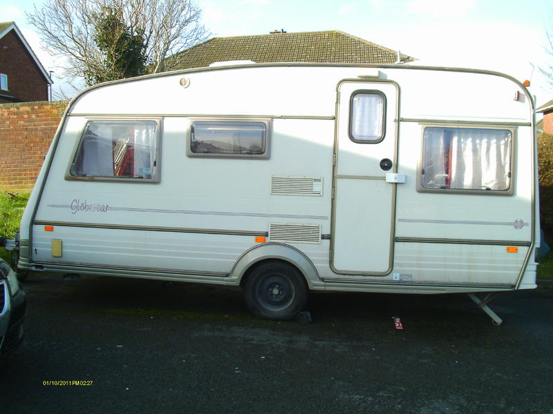 Fantastic  Axle Light Weight Caravan  In Hereford Herefordshire  Gumtree