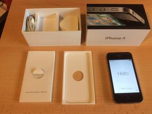 iPhone 4 32GB Black - Unlocked