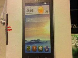FOR SALE A HUAWEI SMART PHONE SIM FREE