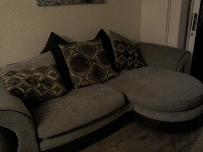 DFS 4 seater chaise longue sofa for sale in Reigate - Expired | Friday-Ad : 4 seater chaise - Sectionals, Sofas & Couches