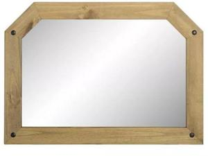 CORONA MEXICAN PINE LARGE MIRROR In Kettering