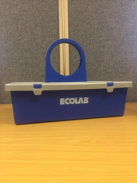 What cleaning supplies are sold under the name Ecolab?