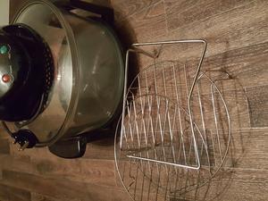 Halogen oven cooker