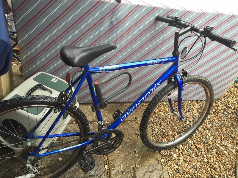Universal Dynamix Bike 10 Speed 19 Frame In Tunbridge Wells
