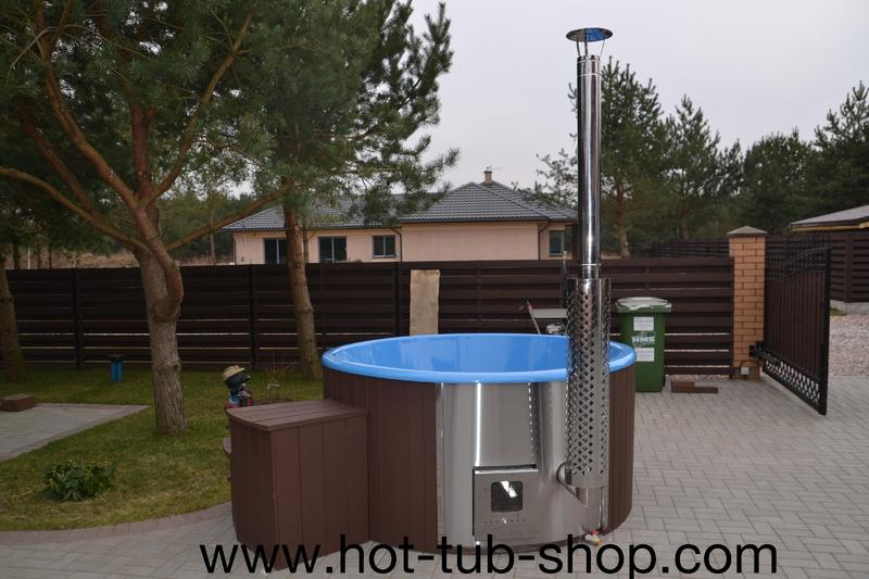 Wooden Hot Tubs Fiberglass Hot Tubs Wood Fired Hot Tub