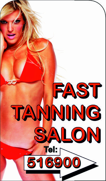Hot Spot Fast Tanning Salon Plymouth Friday Ad