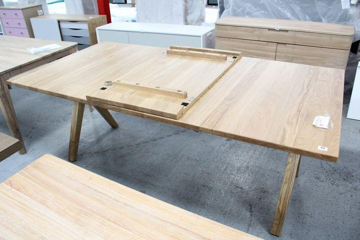 Bethan Gray For John Lewis Noah 6 10 Seater Extending Dining Table   RRP  £1200   Ex   Display (New) In Eastbourne   Expired | Friday Ad
