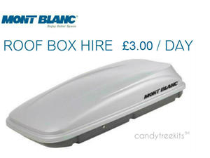 Roof Box For Sale In Uk 118 Second Hand Roof Boxs