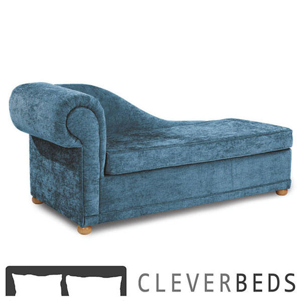 Highgrove chaise longue sofa bed free uk delivery save for Chaise lounge argos
