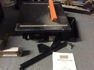 Electric Tile Cutter For Sale In Uk View 62 Bargains