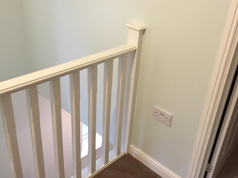 Professional painter decorator rotherham friday ad for Professional decorator